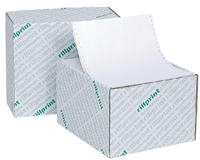 "Computerpapier 240x11"" blanco LP 60gr 2000vel"