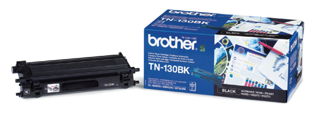 Tonercartridge Brother TN-130BK zwart