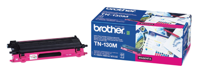Tonercartridge Brother TN-130M rood