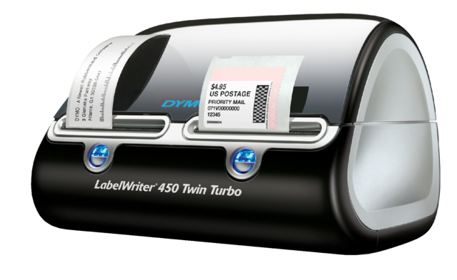 Labelprinter Dymo labelwriter 450 twin turbo