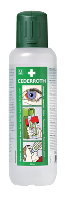 Oogdouche Cederroth 500ml